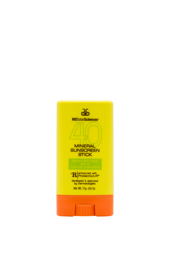 Mineral Sunscreen Stick Broad Spectrum SPF 40 UVA-UVB