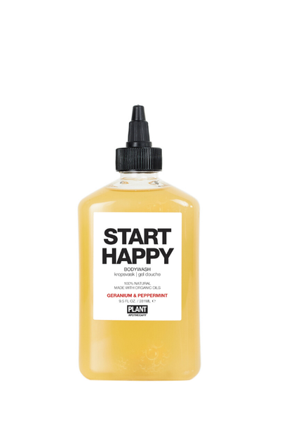 Start Happy Organic Body Wash