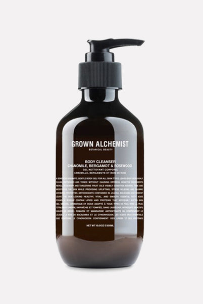Body Cleanser Chamomile and Bergamot