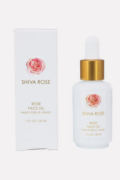 Rose Face Oil