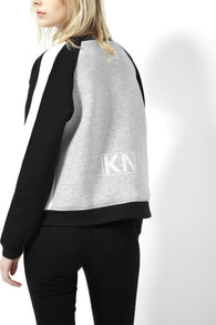 *NEW*   SUN - KNVAZ COLORBLOCK BOMBER