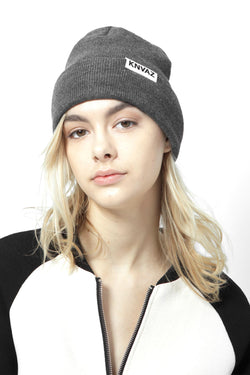 KNVAZ - Women - *NEW*   KNVAZ FOLD OVER BEANIE