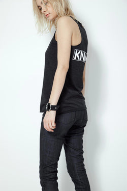 KNVAZ - Women - *NEW*   KNVAZ FLOWY RACER BACK TANK
