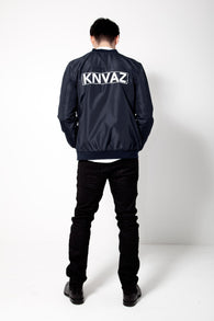 *NEW*   KNVAZ NYLON AVIATOR JACKET