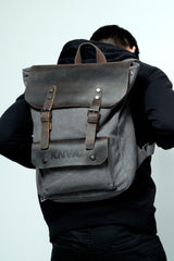 KNVAZ - Unisex - *NEW*   KNVAZ TIMELESS BACKPACK  (UNISEX)