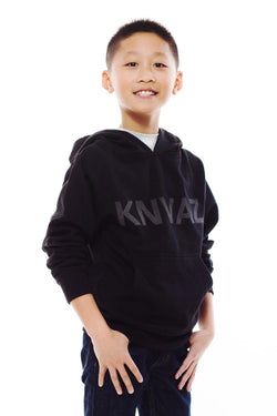 KNVAZ - Kids - HESTON - KNVAZ YOUTH PULLOVER HOODIE