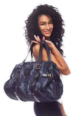 KNVAZ - Unisex - HAVIE - CAMO MINI WEEKENDER