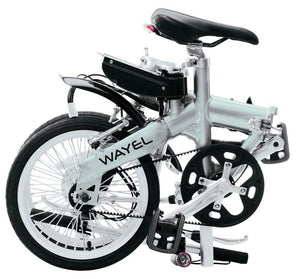 Small Foldable / Folding Electric Bicycle as seen on BBC Dragon's Den