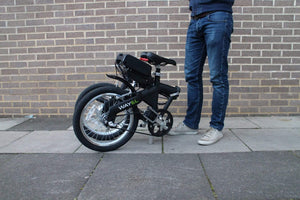 Small Folding E-Bicycle as seen on BBC Dragon's Den