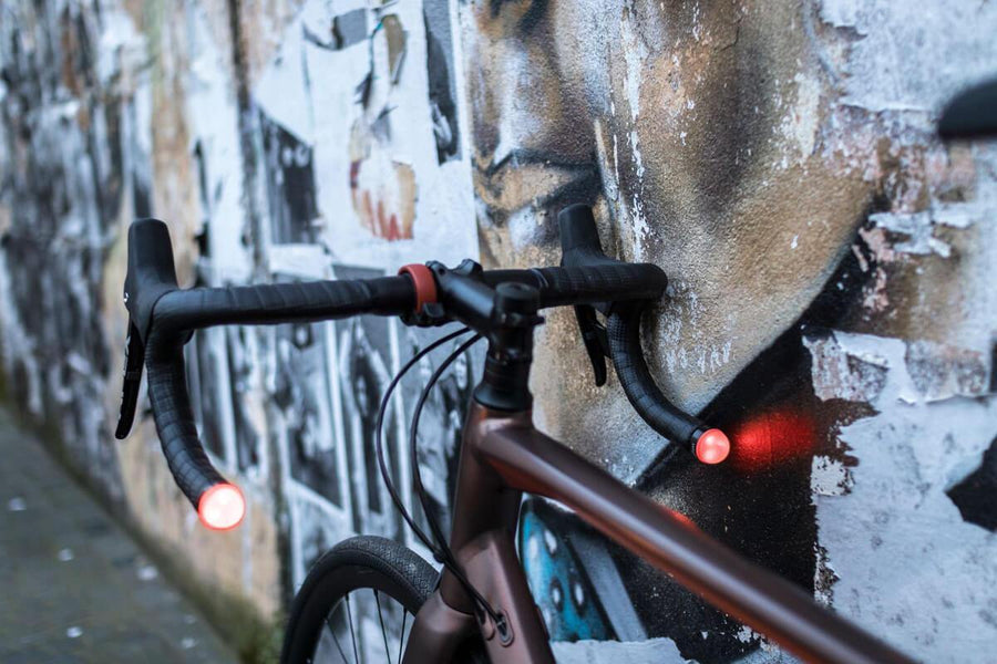 DropLights for Drop Bar Bikes - CYCL