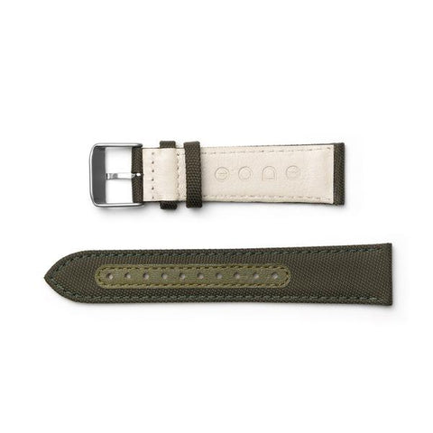 Canvas Straps side view