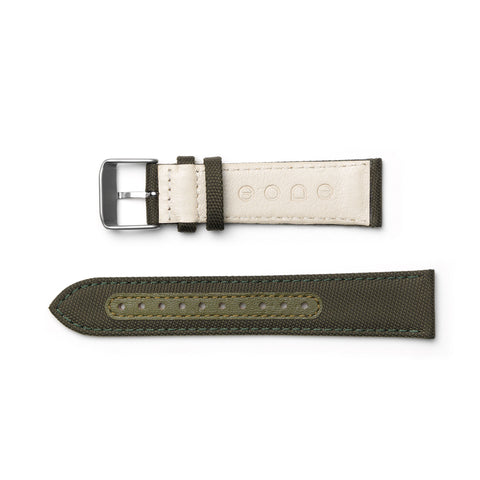 Canvas Strap / Olive