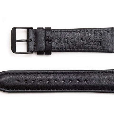 Leather Strap / Dezeen side view