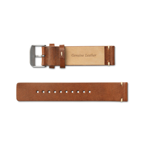 Leather Strap / Chestnut