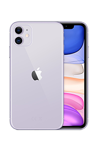 iPhone 11 i soelv