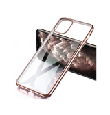 iPhone 11 Pro | iPhone 11 Pro - Valkyrie Silikone Hybrid Cover - Rose - DELUXECOVERS.DK