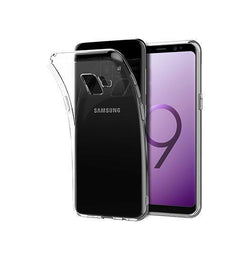 Samsung Galaxy S9 | Samsung Galaxy S9 - Premium 0.3 Cover - Gennemsigtig - DELUXECOVERS.DK