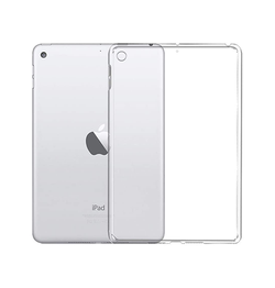 iPad | iPad Mini 4/5 - DeLX™ Ultra Silikone Cover - Gennemsigtig - DELUXECOVERS.DK