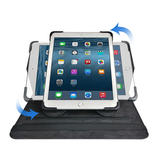 iPad Mini 4/5 - Realike™ Folio Roterende 360° Cover - Sort - DELUXECOVERS.DK