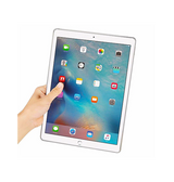 "iPad | iPad Air - 9.7"" - DeLX™ Ultra Silikone Cover - Gennemsigtig - DELUXECOVERS.DK"