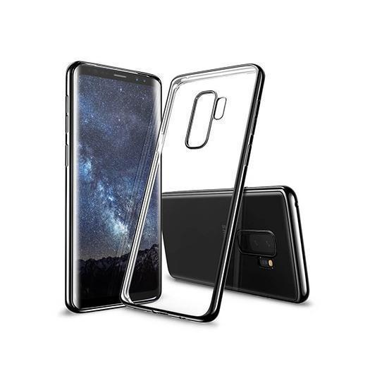 Samsung Galaxy S9 | Samsung Galaxy S9 - Valkyrie Silikone Hybrid Cover - Sort - DELUXECOVERS.DK