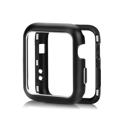 Apple Watch 38mm | Apple Watch (38MM) - 316L Rustfri 360° Magnetisk Beskyttelse Cover - DELUXECOVERS.DK