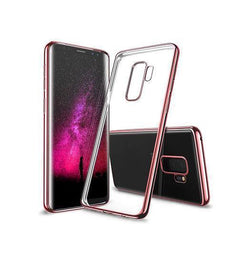 Samsung Galaxy S9 | Samsung Galaxy S9 - Valkyrie Silikone Hybrid Cover - Rose - DELUXECOVERS.DK