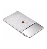 Macbook | NordicDay™ filt Cover Computertaske/Sleeve - Grå - DELUXECOVERS.DK