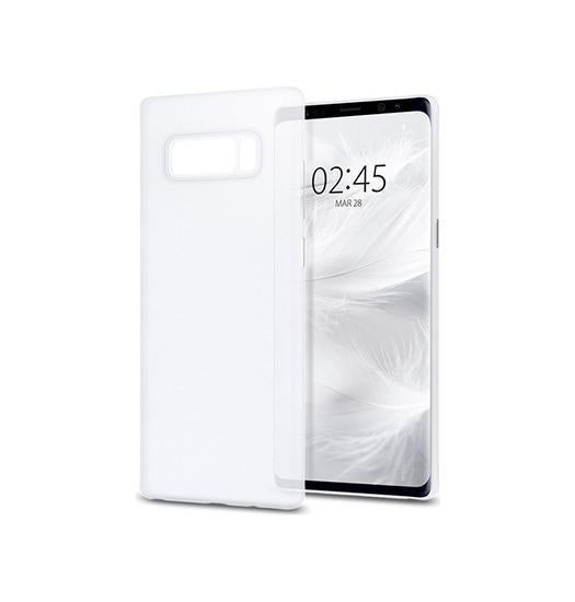 Samsung Note 8 | Galaxy Note 8 - Original Ultra Slim Plastik Cover - Hvid - DELUXECOVERS.DK