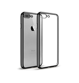 iPhone 7/8 Plus | iPhone 7/8 Plus - Valkyrie Silikone Hybrid Cover - Sort - DELUXECOVERS.DK
