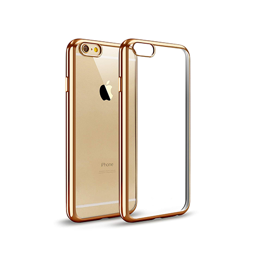 iPhone 6 Plus / 6s Plus | iPhone 6/6s Plus - Valkyrie Slim Silikone Cover - Guld - DELUXECOVERS.DK