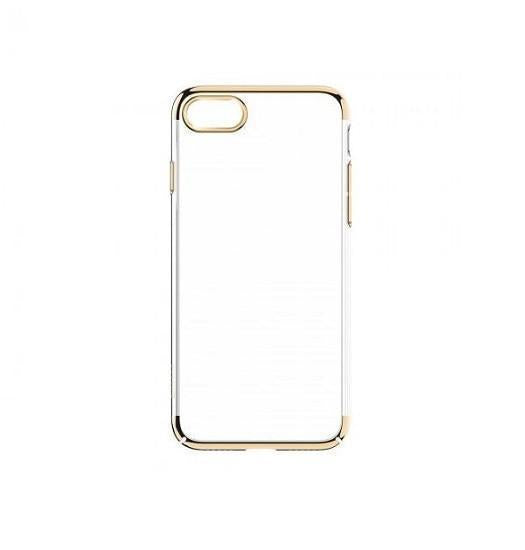 iPhone 6 / 6s | iPhone 6 / 6s Baseus Silikone Cover - Guld - DELUXECOVERS.DK