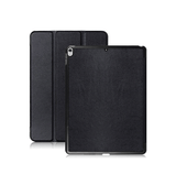 "iPad Air 3 - 10.5"" - NX Design™ Smart Trifold Læder Cover - Sort - DELUXECOVERS.DK"