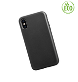 iPhone XS Max | iPhone XS Max - EcoCase™ Plantebaseret Bio Cover - Sort - DELUXECOVERS.DK
