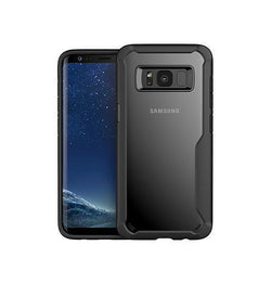 Samsung Galaxy S8+ | Samsung Galaxy S8+ -  ImpactShield Håndværker Cover - Sort - DELUXECOVERS.DK