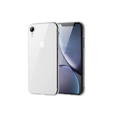 iPhone XR | iPhone XR - DeLX™ Ultra-Slim Silikone Cover - Gennemsigtig - DELUXECOVERS.DK