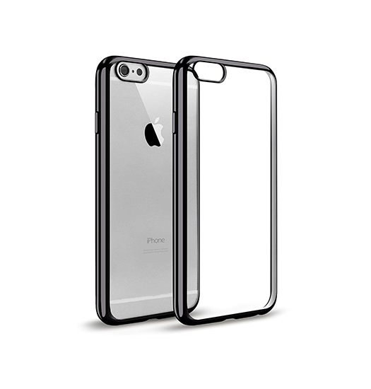 iPhone 6 Plus / 6s Plus | iPhone 6/6s Plus - Valkyrie Silikone Hybrid Cover - Grå - DELUXECOVERS.DK