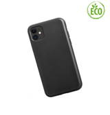 iPhone 11 | iPhone 11 - EcoCase™ Plantebaseret Bio Cover - Sort - DELUXECOVERS.DK