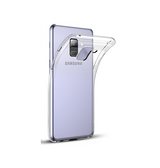 Samsung Galaxy S9 - Ultra Silikone Cover - Gennemsigtig - DELUXECOVERS.DK