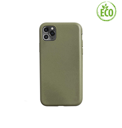 iPhone 11 Pro - EcoCase™ Plantebaseret Bio Cover - Grøn - DELUXECOVERS.DK