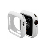 Apple Watch 40mm | Apple Watch (40MM) - Pro+ Silikone Taske / Cover - Hvid - DELUXECOVERS.DK