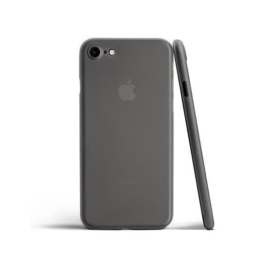 iPhone 6 / 6s | iPhone 6/6s - Ultratynd Matte Series Cover V.2.0 - Sort - DELUXECOVERS.DK