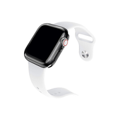 Apple Watch (44MM) - DeLX™ Master Plating Cover - Sort - DELUXECOVERS.DK