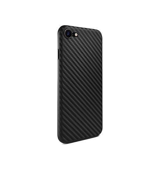 iPhone XR | iPhone XR - NEX™ Carbon Matte Ultratynd Cover - Sort - DELUXECOVERS.DK