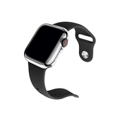 Apple Watch 40mm | Apple Watch (40MM) - DeLX™ Master Plating Cover - Sølv - DELUXECOVERS.DK