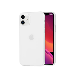 iPhone 11 | iPhone 11 - Ultratynd Matte Series Cover V.2.0 - Hvid - DELUXECOVERS.DK