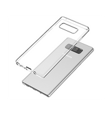 Samsung Note 8 | Samsung Galaxy Note 8 - Ultra Silikone Cover - Gennemsigtig - DELUXECOVERS.DK