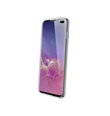 Samsung Galaxy S10e | Samsung Galaxy S10e - Full Cover 360 Silikone - Gennemsigtig - DELUXECOVERS.DK