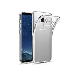 Samsung Galaxy S8 | Samsung Galaxy S8 - Original 0.3 Cover - Gennemsigtig - DELUXECOVERS.DK