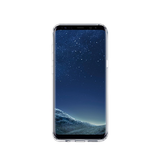 Samsung Galaxy S8+ | Galaxy S8+ - Original 0.3 Ultra Silikone Cover - Gennemsigtig - DELUXECOVERS.DK